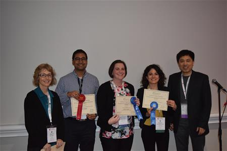 MP Poster and Oral Award Winners