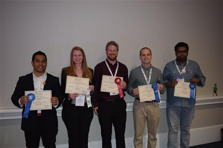 2019 TOX Poster Award Winners