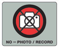 No Photo / Recording