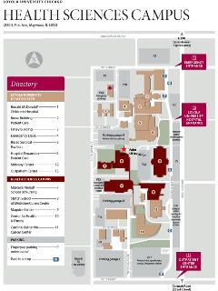 View Valet Map