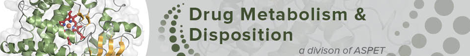 Drug Metabolism and Disposition