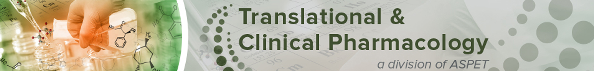 Translational and Clinical Pharmacology
