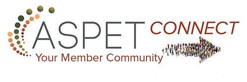 ASPET Connect Header