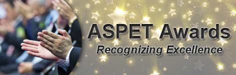 ASPET Awards and Image 2015